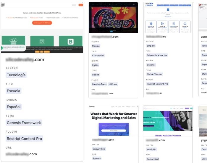 Sitios de membresía con WordPress